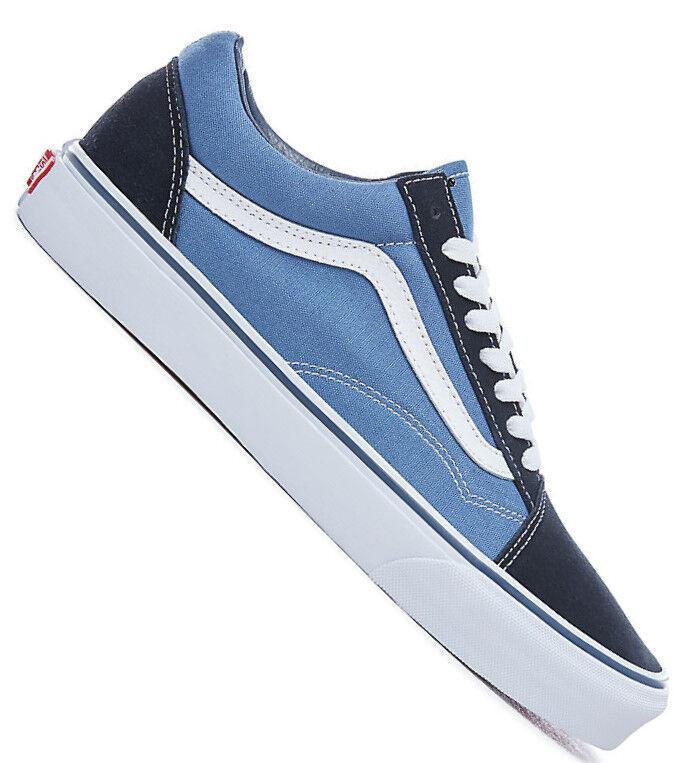 Vans Old Skool Sneaker Unisex navy/weiß