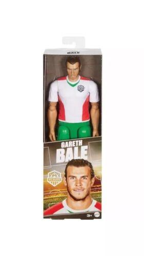 Fichier carte Elite Gareth Bale Football Action Figure
