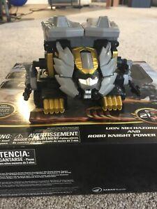 Power Rangers Megaforce Lion Mechazord & Robo Knight Power Ranger Megazord