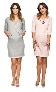 Ermi Auf Der Ganzen Welt Verteilt Werden Ehrlich Umstandskleid Tunika Stillkleid Kleid Umstandsmode Modell Stillmode
