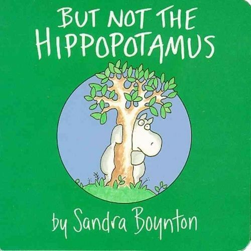 1 of 1 - But Not the Hippopotamus-ExLibrary