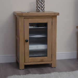 original rustic solid oak furniture hi fi stereo cabinet 10420 | s l300