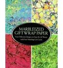 Marbleized Giftwrap Paper: Four Different Designs on Four 18  x 24  Sheets with Four Matching Gift Cards by Dover Publications Inc. (Paperback, 2000)