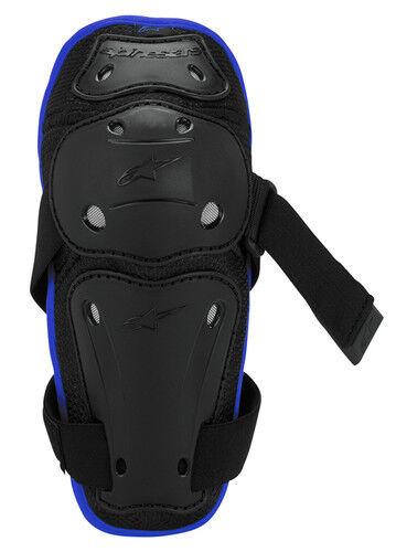 ALPINESTARS YOUTH REFLEX ELBOW GUARD BLUE BLACK