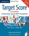 Target Score Student's Book with Audio CDs (2), Test Booklet with Audio CD and Answer Key: A Communicative Course for TOEIC Test Preparation by Charles Talcott, Graham Tulllis (Mixed media product, 2007)