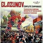 Alexander Glazunov - Glazunov: Complete Symphonies (2013)