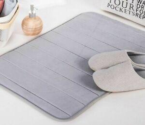 Suede Rugs Carpets Bathroom Silicone
