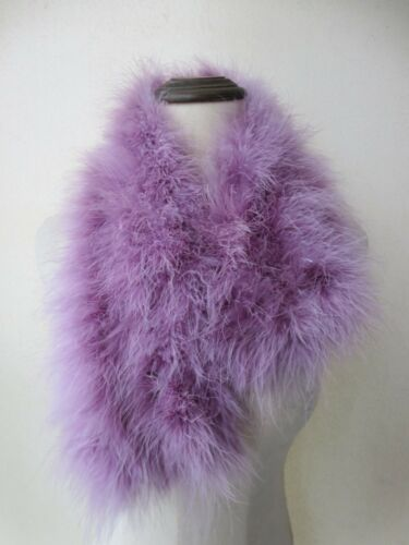 Real Ostrich Feather Fur Women/'s Cape Wedding Party Accessories Shawl 7Colors