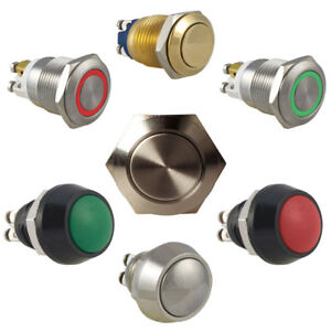 maplin anti vandal switches 12mm, 16mm or 19mm ebayimage is loading maplin anti vandal switches 12mm 16mm or 19mm