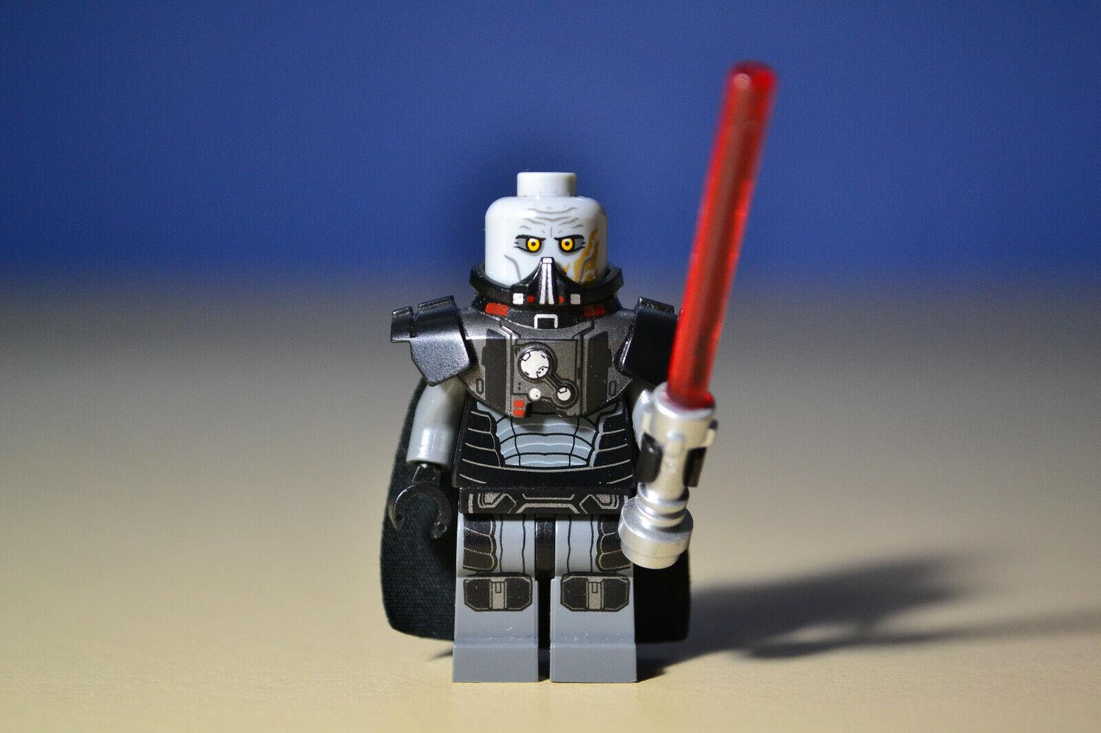 Figurine Star Wars Darth Malgus Sith Fury Interceptor sw413 9500 NEW Lego