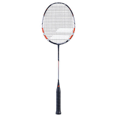 neu Babolat I-pulse Blast Badmintonschläger Mit Besaitung Hülle Version 2019 Punctual Timing