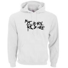 My Chemical Romance Printed Unisex Hooded Sweatshirt Inspired Punck/&Rock Band