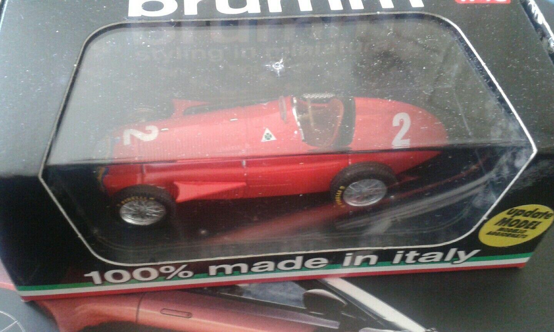 vendita online risparmia il 70% Brumm R043 ALFA ROMEO 159 1951-J M M M FANGIO 1951 CAMPIONE DEL MONDO 1 43 SCALA  miglior prezzo