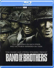 * New * Sealed * Band of Brothers - Blu-ray + Digital HD  USA Release 6 Disc Set