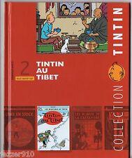 COLLECTION TOUT SAVOIR SUR TINTIN n°2 - TINTIN AU TIBET - sans le DVD