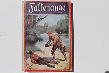 23787 J. F. Cooper Western Falkenauge um 1920 schönes altes Kinderbuch