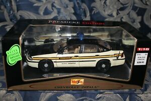 Maisto-1-18-Scale-Diecast-Chevrolet-Impala-Tennessee-State-Trooper