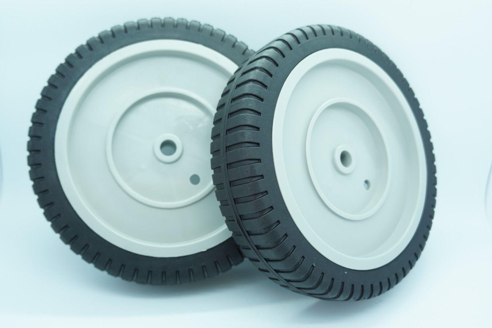 Oem genuino MTD parte   634-0020 conjunto de ruedas con neumáticos de 8  x 1,75  (cantidad. 2)