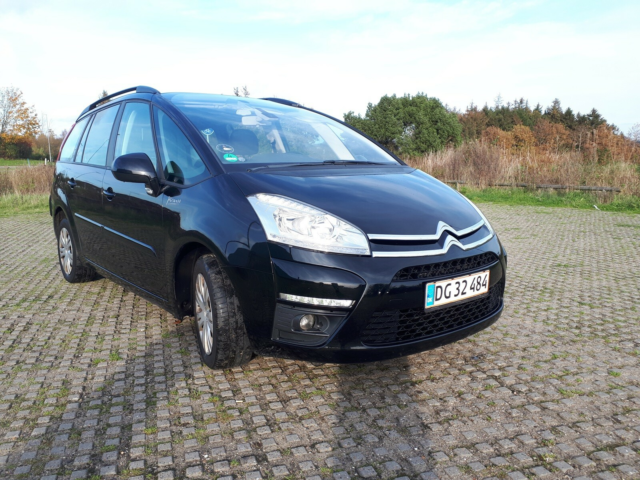Citroën Grand C4 Picasso, 1,6 HDi 110 Seduction, Diesel,…