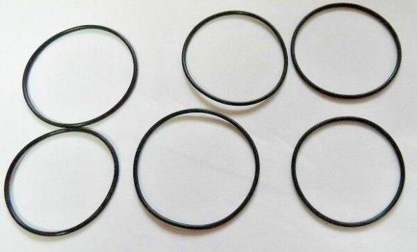 6 X Nouveau Remplacement Courroies Pour Sony Mini Disc Mds-jb980, Jb940, Je780, Je770, Je640 +-0,je780,je770,je640 + Des Biens De Chaque Description Sont Disponibles