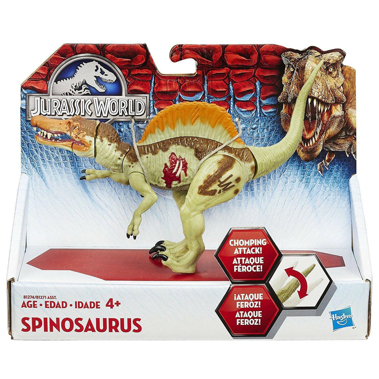 Jurassic World Bashers & Biters Spinosaurus 2015