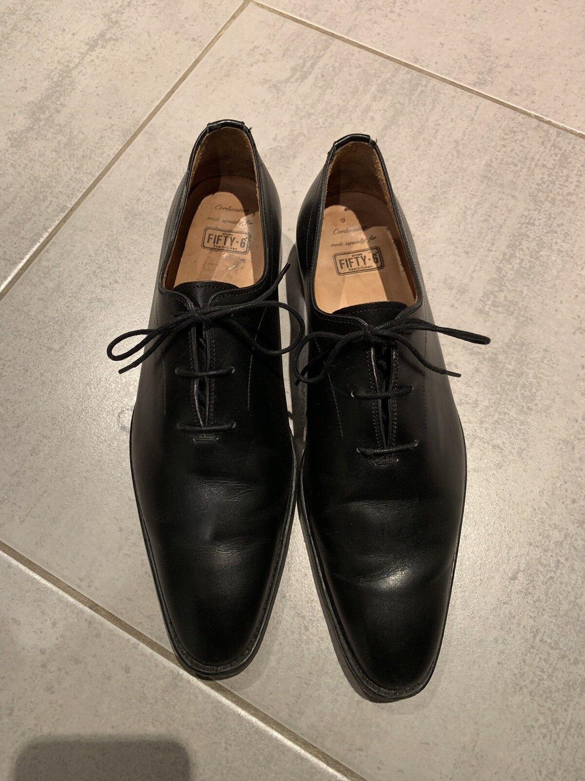 42 Handgenäht Schuh Herren Business Cordwainer b2b04axvb9196