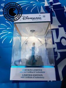 Boule-de-noel-Elsa-Disney-Edition-limitee-1992-ex-neuve
