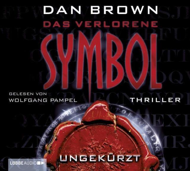 Das verlorene Symbol von Dan Brown (2011)