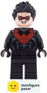sh085-Lego-DC-Super-Heroes-Batman-76011-Nightwing-Minifigure-New
