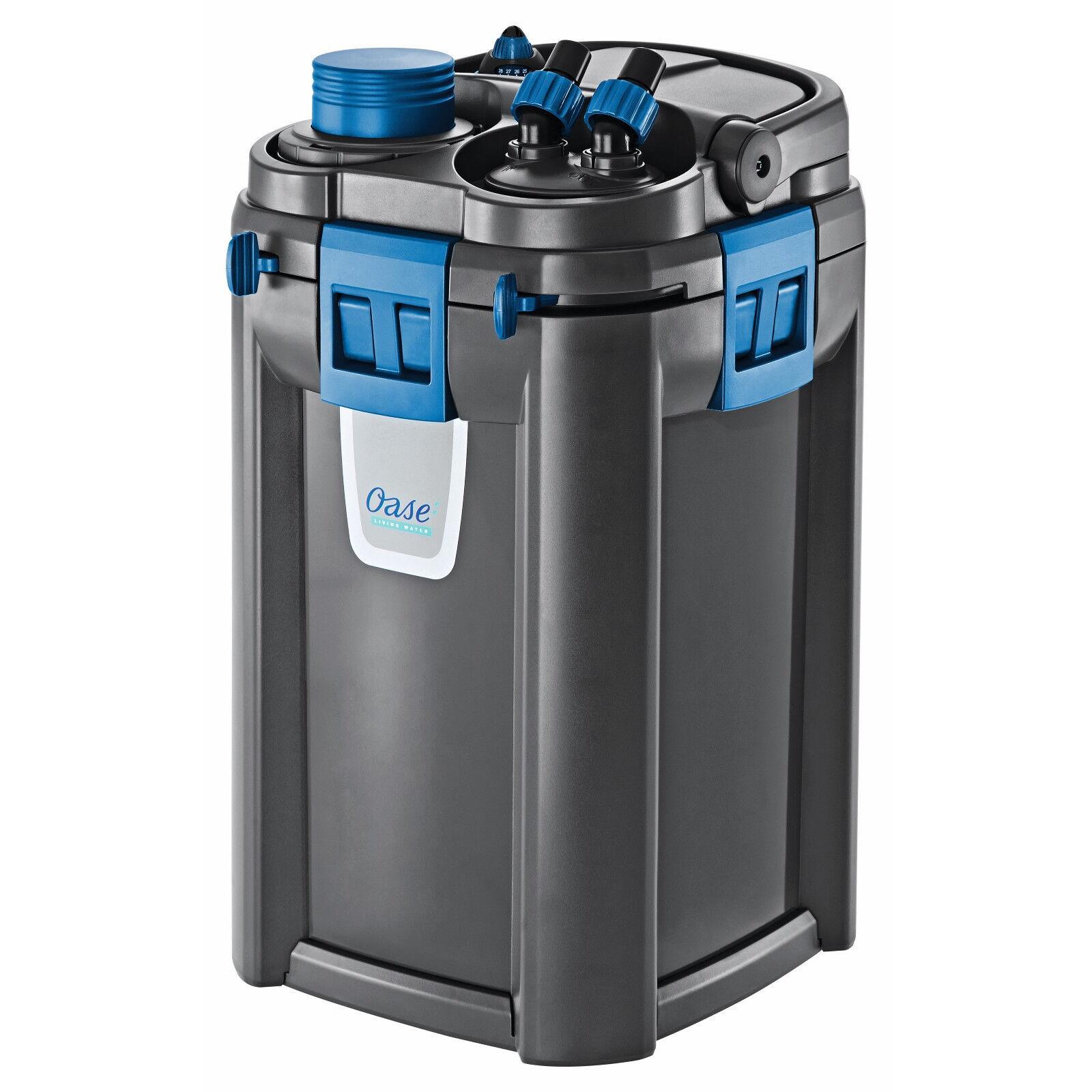Oasi BIOMASTER Thermo 350 Filtro esterno con riscaldatori per acquari fino a 350 L