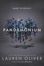 Pandemonium (Delirium Trilogy), Oliver, Lauren, New Book