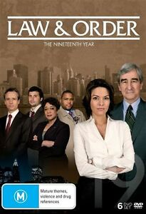 Law-amp-And-Order-Year-19-DVD-Region-4-Nineteen-Nineteenth-t11
