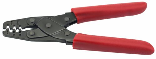 S/&G Tool Aid 18600 open barrel terminals Crimping plier for Weatherpack terminal