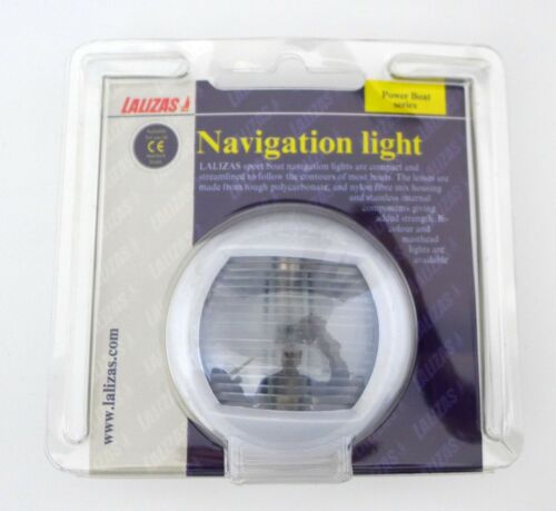 Lalizas Power 7 stern light navigation light 12v for small boat up to 7m