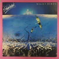 Shakatak - Night Birds - Polydor POLS-1059 Ex Condition A1/B1