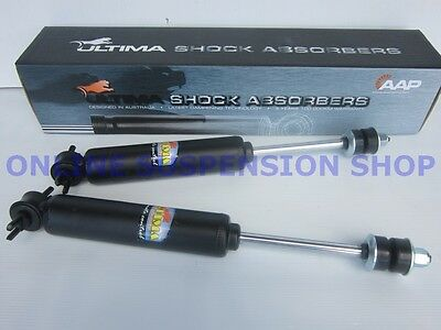 ULTIMA Front Shock Absorbers Holden HQ HJ HX HZ WB Models