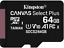 Indexbild 25 - Kingston 32GB 64GB 128GB Micro SD SDHC SDXC Flash Memory Card Class 10 microsd