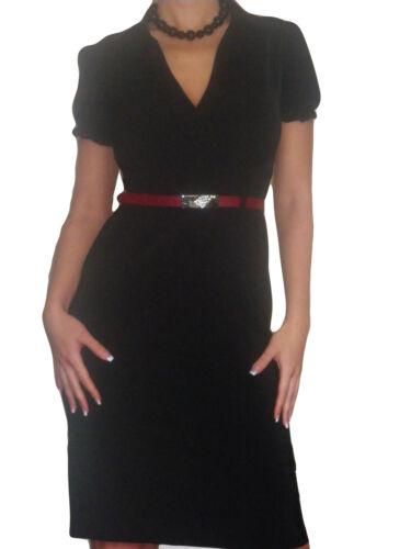 Ladies Work Dress Business Midi Size 8 10 12 14 16 18