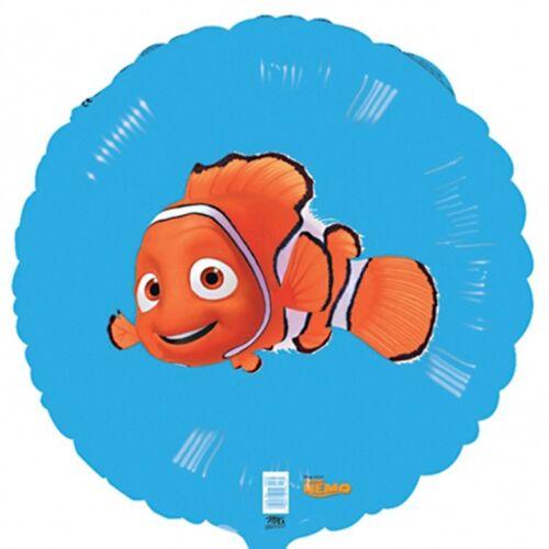 """Disney Finding Nemo Cumpleaños 18/"""" globo de la hoja!"""