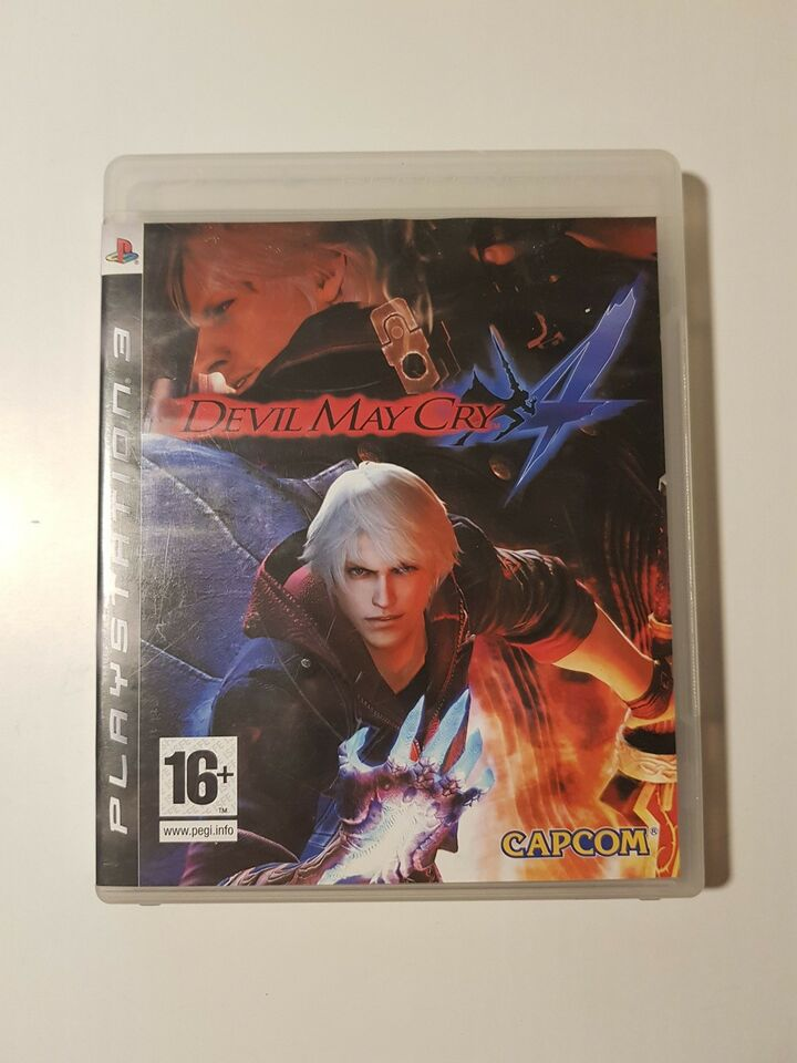 Devil May Cry 4, PS3