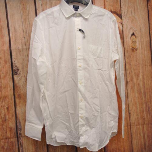 "New J.Crew Mens Wrinkle Free Thompson Button Down Dress Shirt Sz S-XL 14/""-18.5/"""