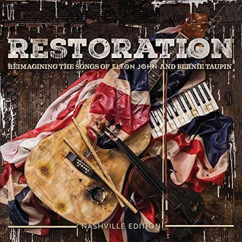 Restoration CD Songs Of Elton John And Bernie Taupin - Various Artists Free Post