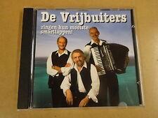 CD / DE VRIJBUITERS - ZINGEN HUN MOOISTE SMARTLAPPEN!
