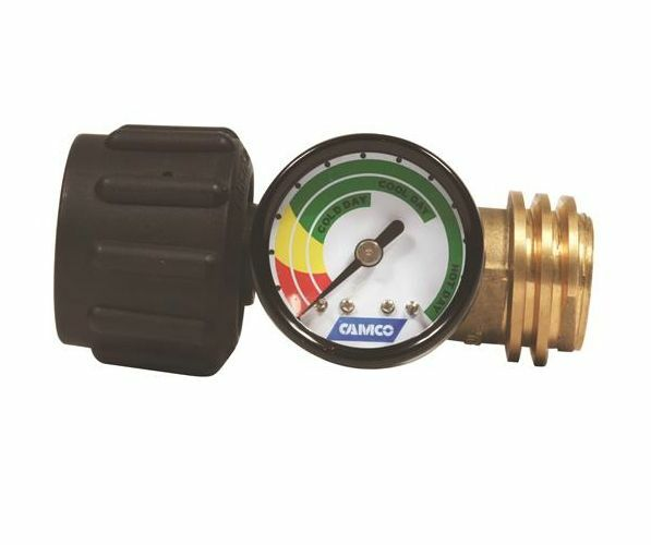 Camco Propane Gauge / Leak Detector for RV / Camper / Trailer / Motorhome