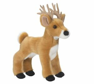 Douglas-Swift-WHITE-TAIL-DEER-Plush-Toy-Stuffed-Animal-NEW