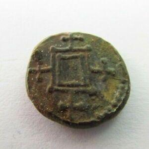 Anglo-Saxon Continental Bronze Sceatta Series E circa 650 AD (273)