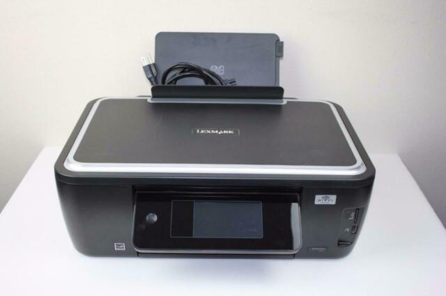 LEXMARK S605 INTERACT DRIVERS FOR WINDOWS 8