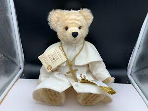 Hermann-Teddy-Bear-42-Cm-Limited-Unbespielt-Top-Zustand