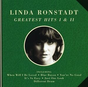 Linda-Ronstadt-Greatest-Hits-1-amp-2-New-CD-England-Import