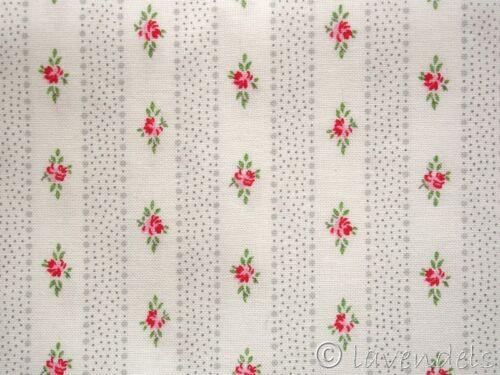 0,5 M de tela de algodón ♥ Westfalenstoffe ♥ Ökotex ♥ princesa ♥ blanco